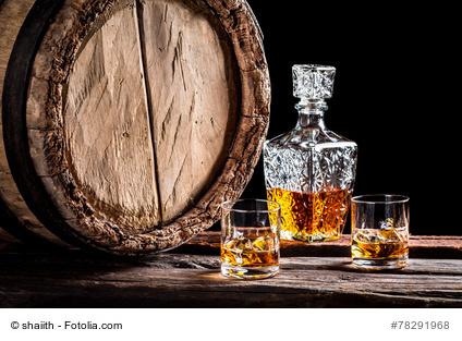 Herstellung von Whisky