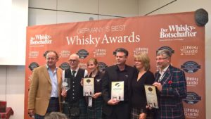 Awardverleihung Best Whisky Shop 2016