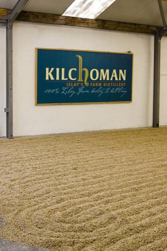 Kilchoman Brennerei