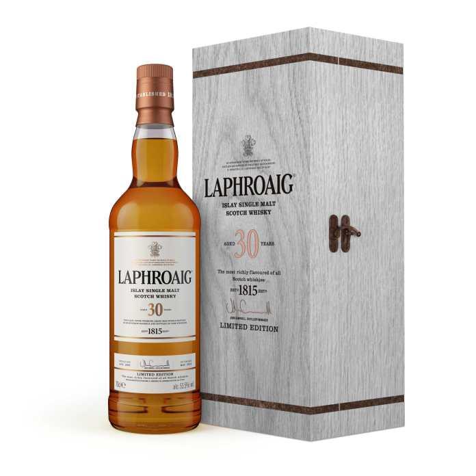 Laphroaig 30