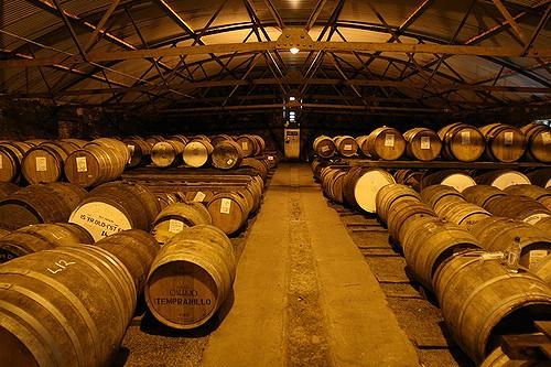 Bruichladdich Whisky Lagerung