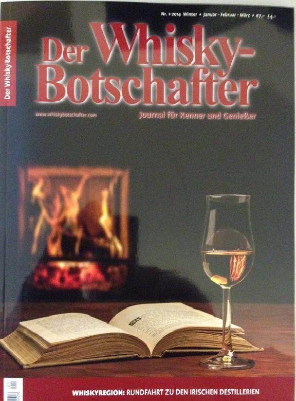 Der Whiskybotschafter Ausgabe 2014