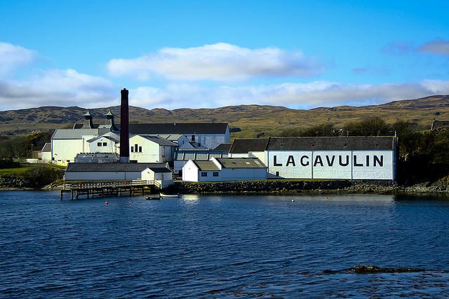 Lagavulin Destillerie